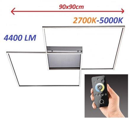 Lampa LED Inigo Ramka 6431-55 90x90CM 2,7K-5K (1)