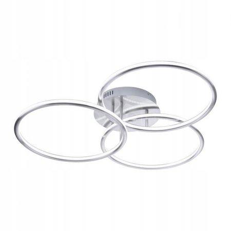 Lampa sufitowa LED Q-Nevio 8280-55 51W 73x73CM 2,7K-5K (1)