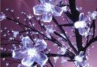 Drzewo drzewko świecące 600 LED czarne IP44 240CM (4)