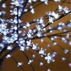 Drzewo drzewko świecące 600 LED czarne IP44 240CM (6)