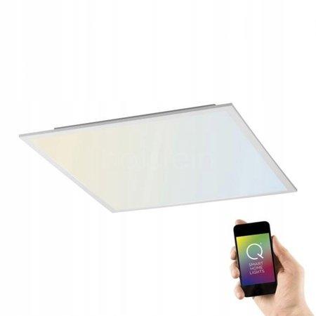 Plafon LED lampa 8079-16 46W Ciep-Zim + pilot (1)