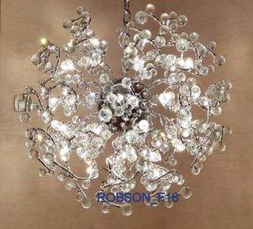 Żyrandol kryształowy na salę 80CM 50x14W 2373-17