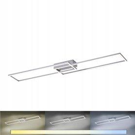 Lampa LED ramka IVEN 14019-55 40W 110x25CM 2.7-5K + pilot