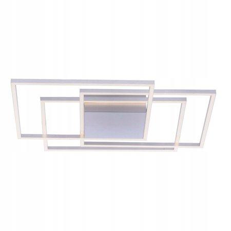 Lampa plafon LED INIGO 8256-55 75x75CM Ściemniacz (1)