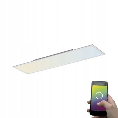 Plafon lampa LED Q-FLAG 8098-16 48W 2,7-5K + Pilot (1)