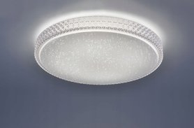 Plafon lampa LED Frida 14372-00 36W 3K-5K Kryształ