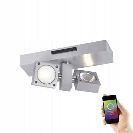 Kinkiet lampa LED Q-Nemo 9125-95 4x3W RGB PILOT (1)