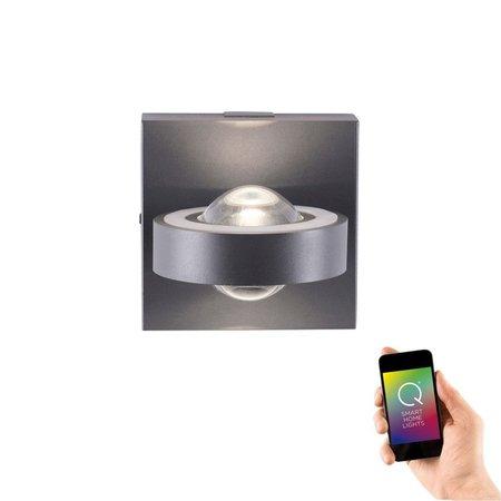 Kinkiet lampa LED Q-Mia 14W 9185-13 RGB 2,7-5K Pilot (1)