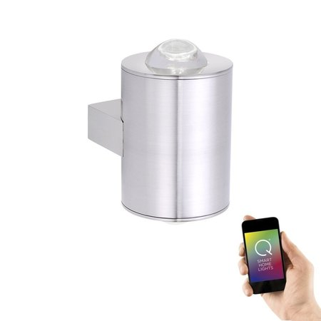 Kinkiet lampa LED Q-Sascha 2x5W 9101-55 RGB Pilot (1)