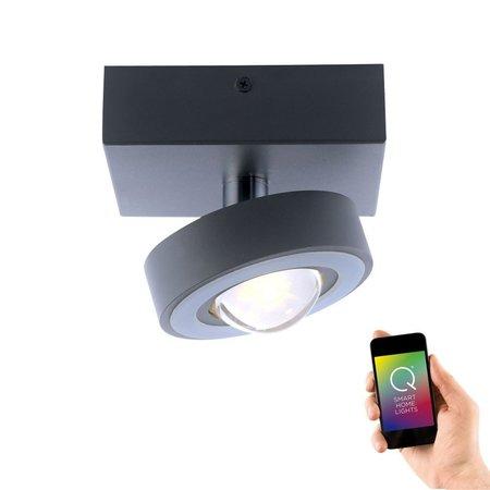 Kinkiet lampa LED Q-Mia 15W 9186-13 RGB 2,7-5K Pilot (1)