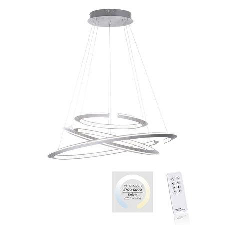 Lampa wisząca LED Alessa 2493-55 115W 2.7-5K + pilot PREMIUM (1)