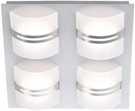 Plafon kinkiet LED Klara 16W WYPRZEDAŻ 6435-95 Ściemniacz (1)
