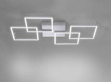 Lampa LED INIGO 8190-55 80x51CM 4x8W Ściemniacz (1)