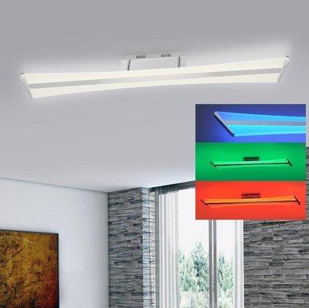 Listwa LED lampa Q-RILLER 6843-17 RGB 28W + pilot (1)